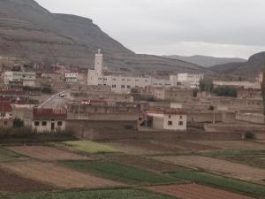 Mosquée construite à Imilchil